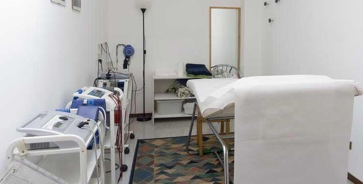 Foto dell'ambulatorio del centro Ancona Falconara