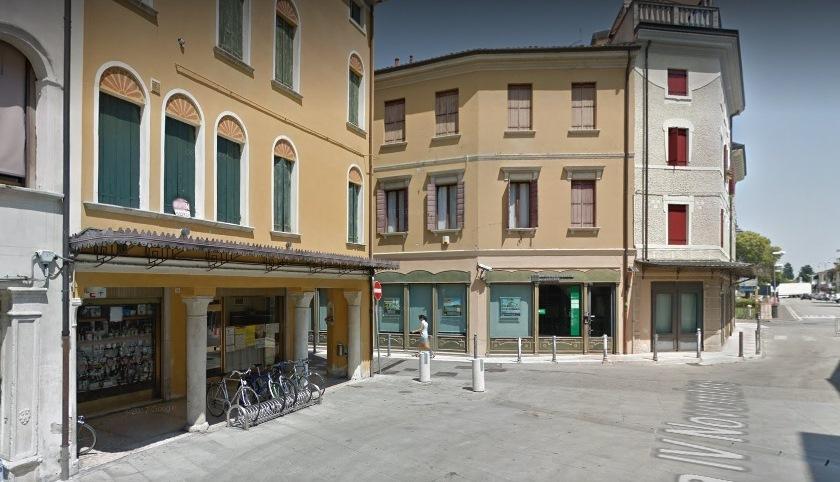 Foto dell'esterno del centro Motta di Livenza (Treviso) – Luzzatti