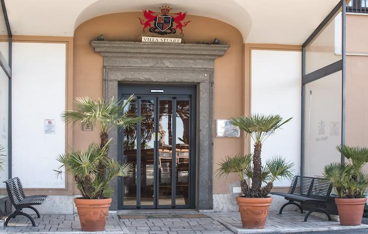 Centro Roma Villa Stuart - Esterno