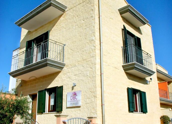 Foto dell'esterno del centro Torchiarolo (Brindisi) – Bellotti