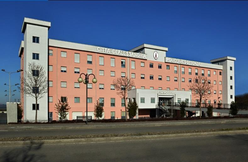 Clinica Città di Alessandria - Esterno