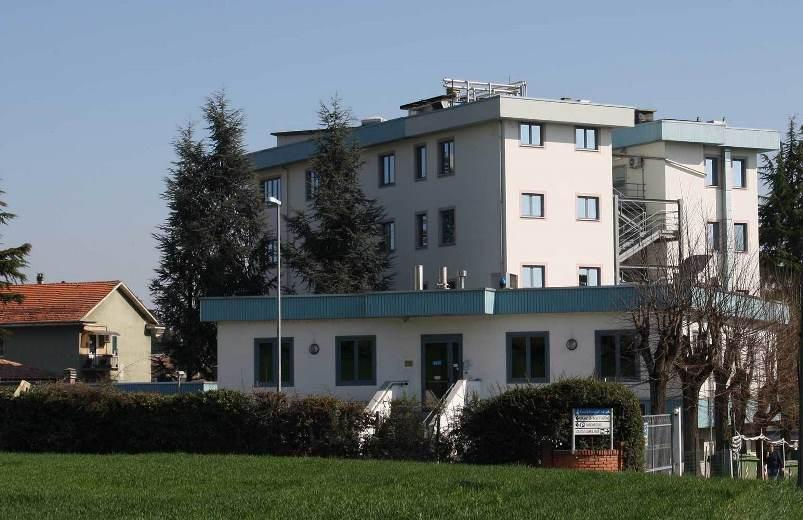 Foto dell'esterno del centro Acqui Terme (Alessandria) – Moirano