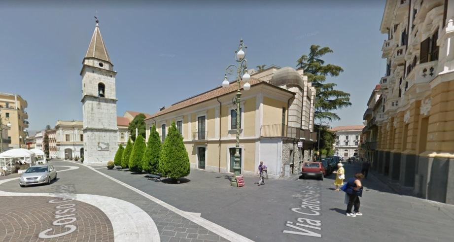 Foto dell'esterno del centro Benevento Santa Sofia