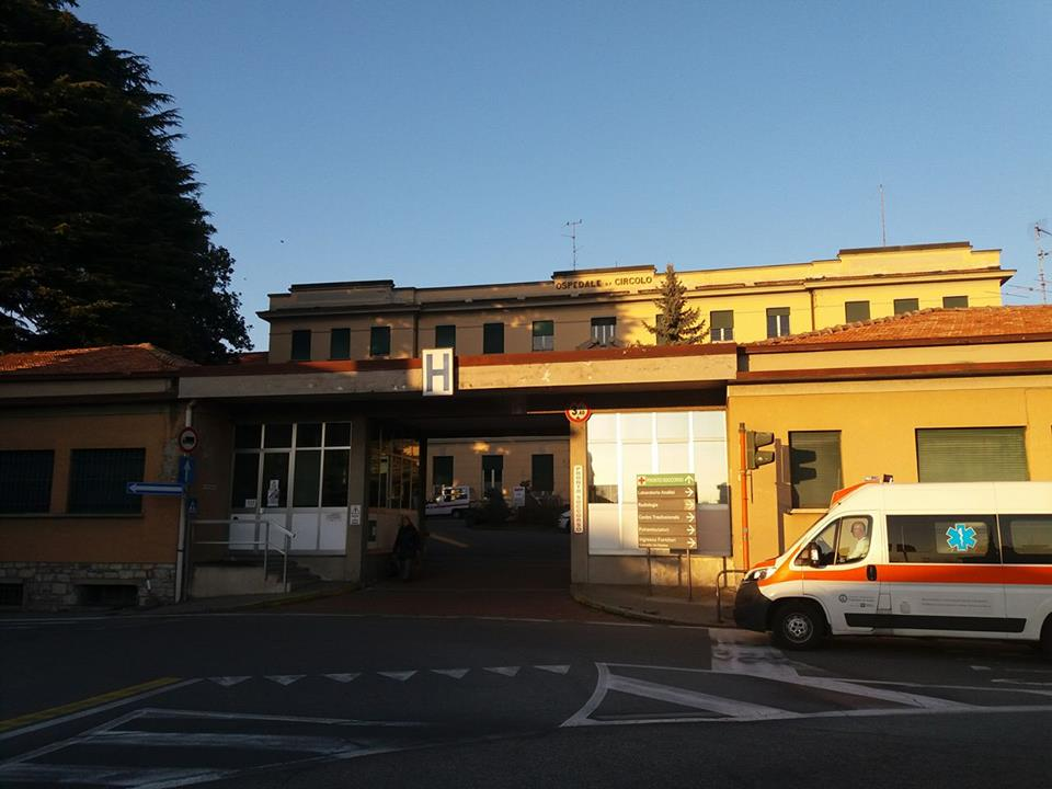 Foto dell'esterno del centro Cantù S. Antonio Abate