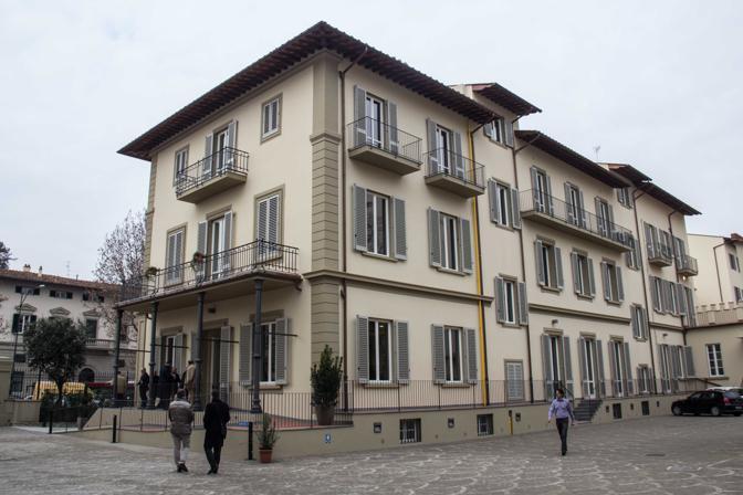 Foto dell'esterno del centro Firenze Donatello
