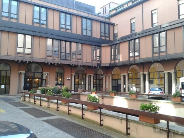 Foto dell'esterno del centro Milano San Vittore