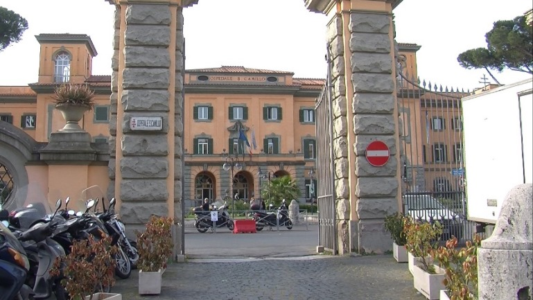 Foto dell'esterno del centro Roma Trastevere