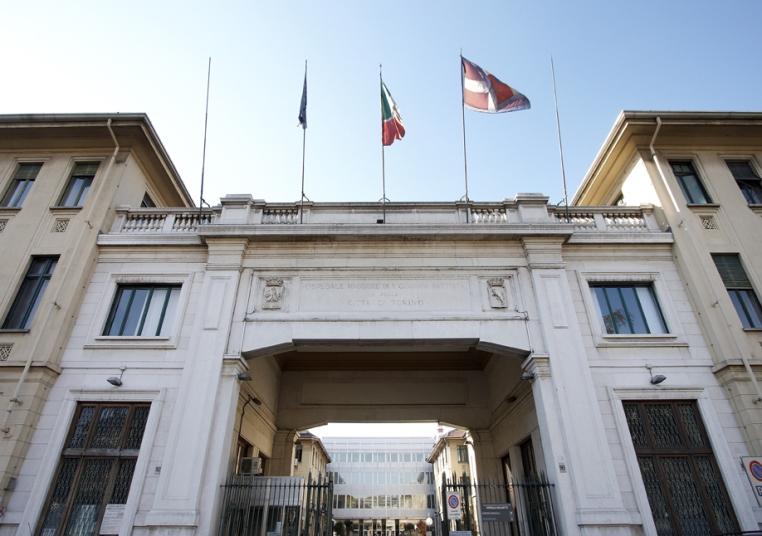 Foto dell'esterno del centro Torino Nizza Millefonti