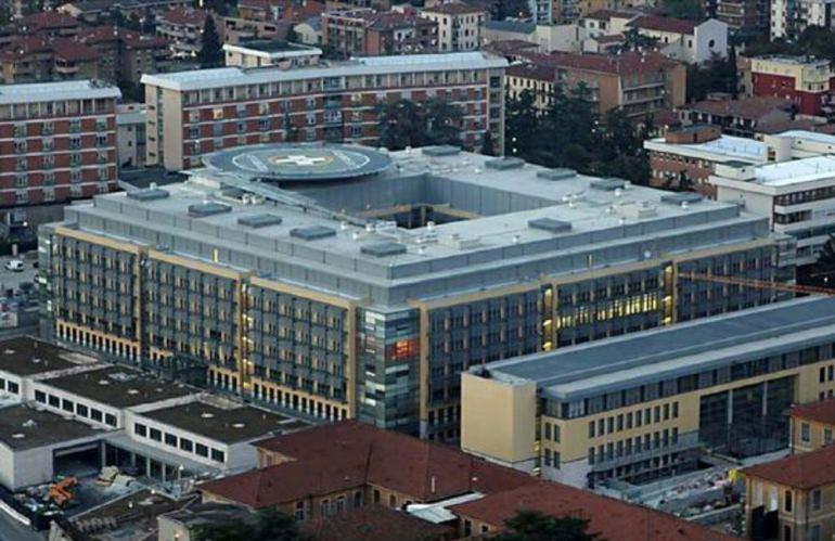 Foto dell'esterno del centro Verona Borgo Trento
