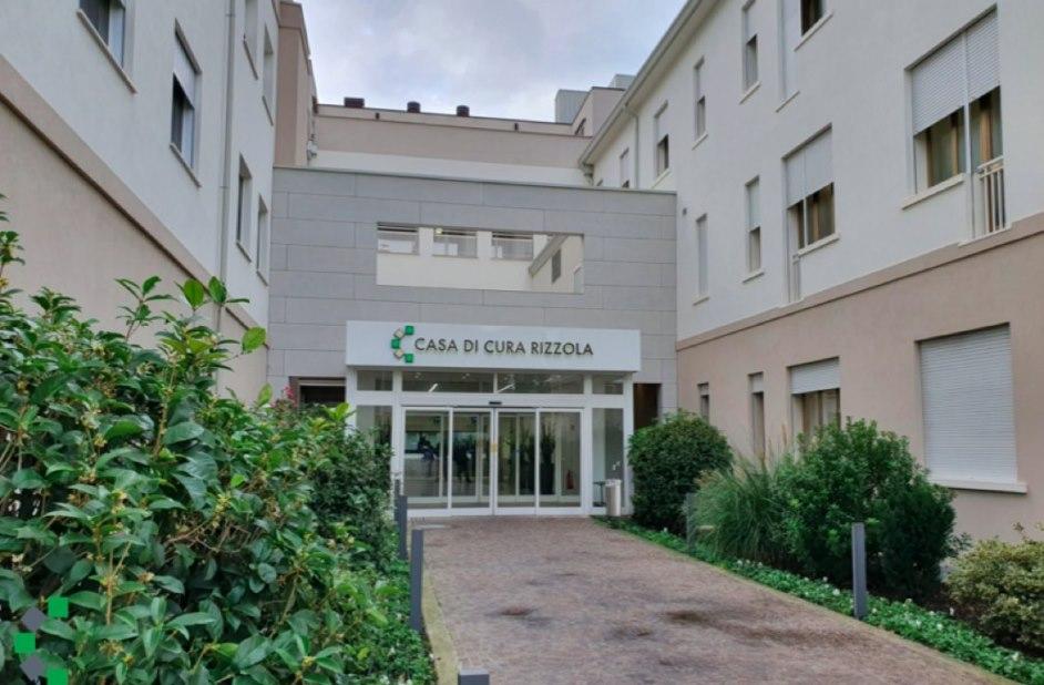Foto dell'esterno del centro Venezia Rizzola