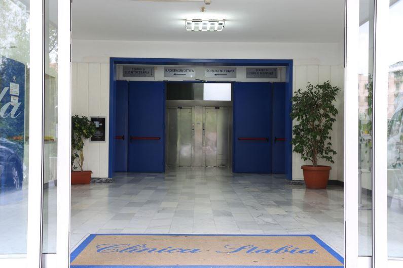 Foto dell'ingresso del centro Castellammare di Stabia (Napoli) – Villa Stabia
