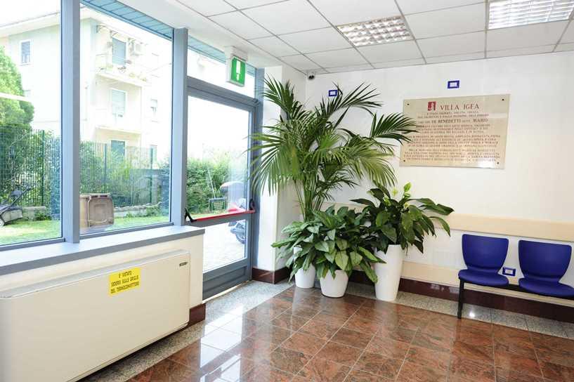 Foto degli interni del centro Acqui Terme (Alessandria) – Moirano