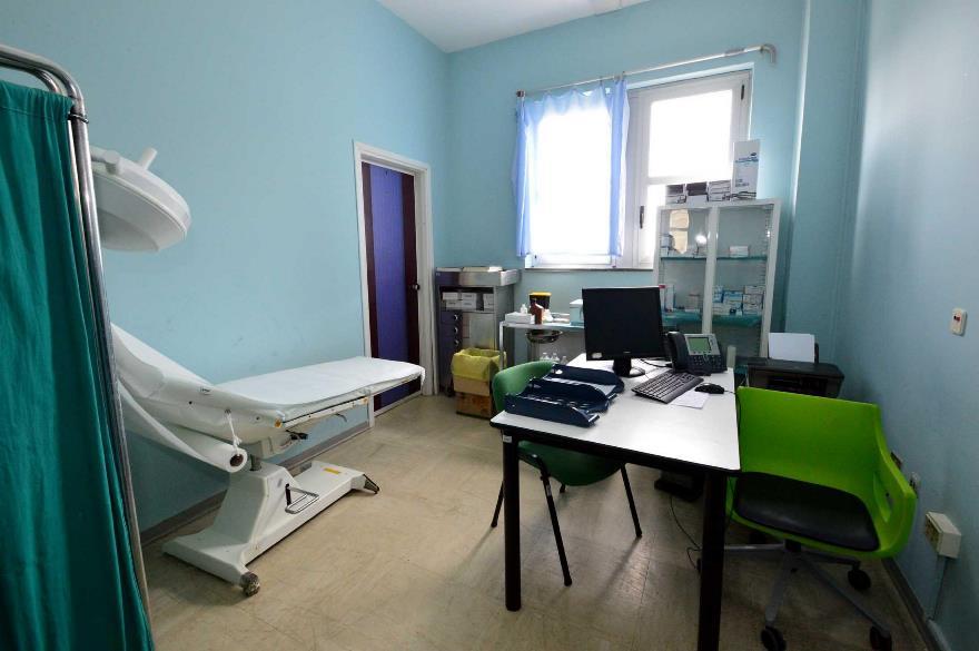 Foto di uno studio medico del centro Milano Sud Famagosta