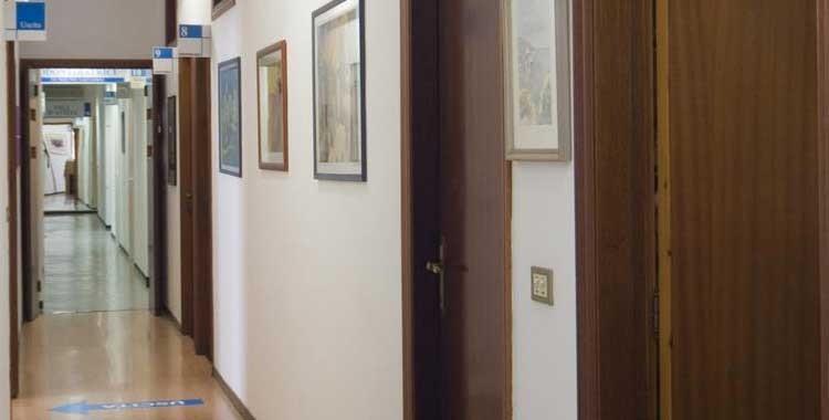 Foto dell'interno del centro Ancona Falconara