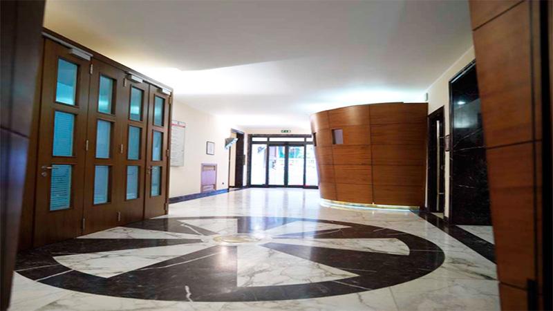 Foto degli interni del centro Genova Albaro