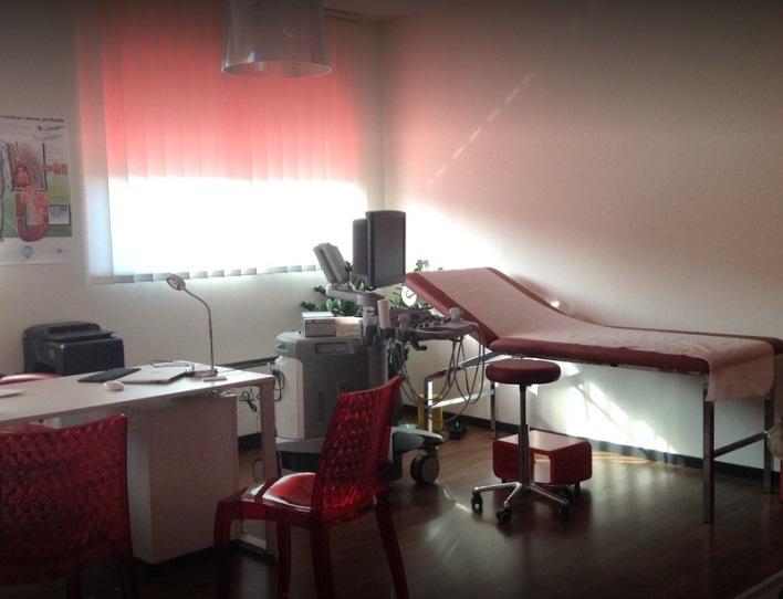 Foto degli interni del centro Lugano Care