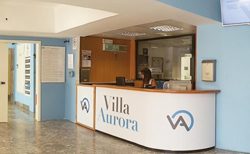 Foto della reception Centro Reggio Calabria – Villa Aurora