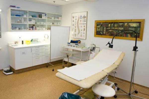 Foto studio medico del centro Andria Fisiocenter
