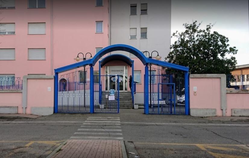 Foto dell'esterno Centro Vercelli Santa Rita