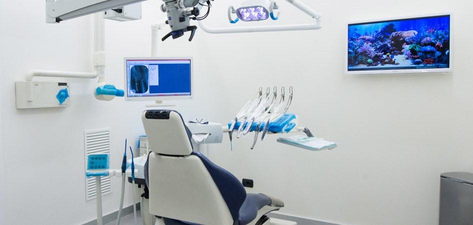 Dott. Mario Gisotti foto del centro di Gioia Del Colle (BA)