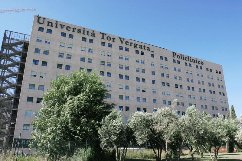 Prof. Giovanni Ruvolo foto del centro di Roma Tor Vergata