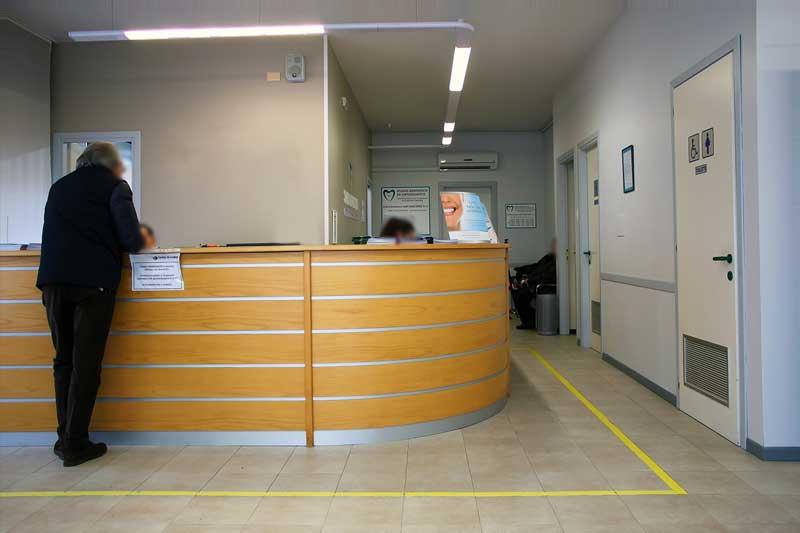 Prof. Lorenzo Favero foto del centro di Vittorio Veneto