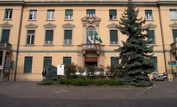 Dott. Andrea Favara - foto del parcheggio del centro di Cantù