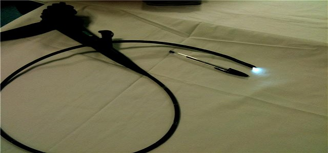 gastroscopio per la gastroscopia transnasale