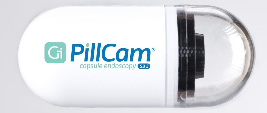 funzionamento capsula endoscopica